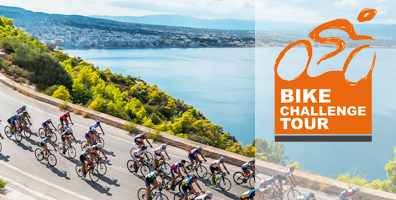 Bike challenge Tour 2017