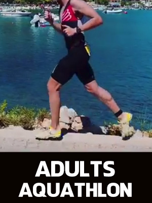ADULTS AQUATHLON