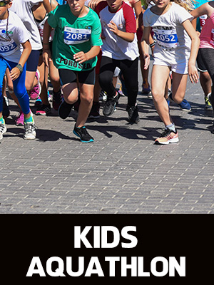 KIDS AQUATHLON