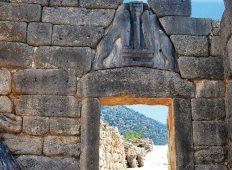 Archeological site of Mycenae