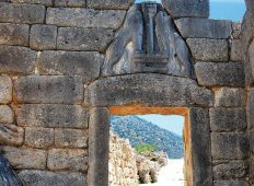 Archeological site of Mycenae